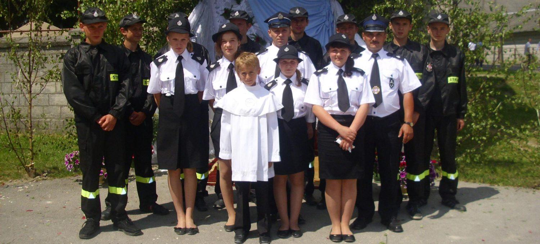 Ochotnicza Straż Pożarna w Miłoszowicach